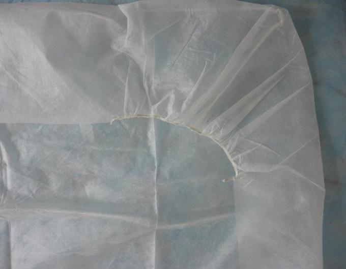 Customized Disposable Bed Covers for Massage Table , Disposable Sheet Protectors