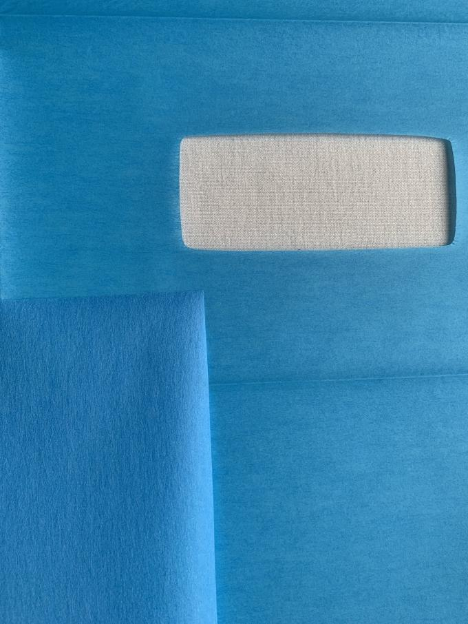 Waterproof Disposable Surgical Drapes Non-woven Sterile Surgical Sheet Without Tape