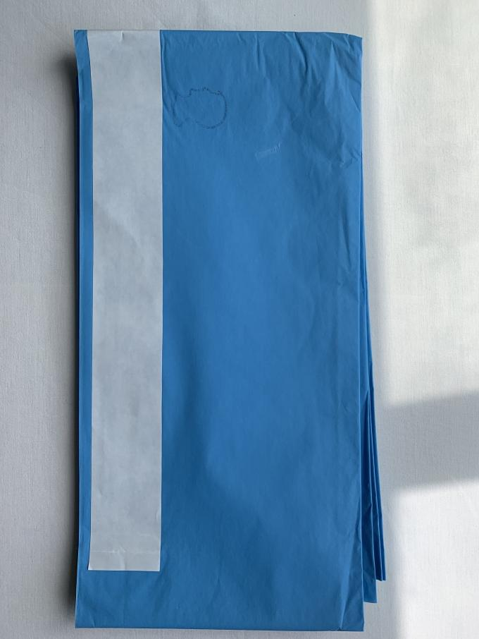 Latex Free Disposable Surgical Drapes Nonwoven Single Plain Sterile Drape For Neurology 0