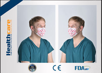 EN14683 Medical Disposable Face Mask Mouth Cover Mask Non Woven Multi Colored