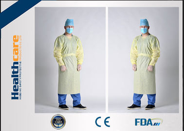 China Waterproof SBPP+PE Disposable Protective Gowns ,SMS Surgical Gowns Standard Sterile supplier
