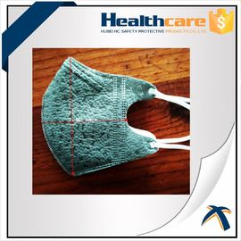 China 3 Layer Colorful Disposable Face Mask Earloop Nonwoven N95 Mask Folded PM2.5 Mask supplier