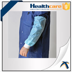 China HDPE Arm Length Waterproof Disposable Sleeve Covers For Food Processing / Hospital supplier