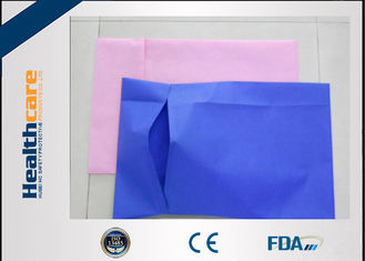 China Custom Disposable Pillow Covers Waterproof Pillow Cases For Hospital Or Hotel Use supplier