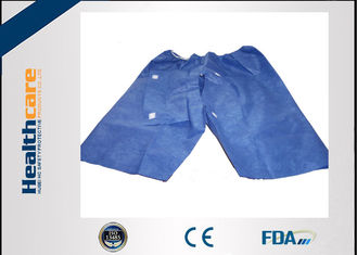 China Soft Nonwoven Colonoscopy Disposable Patient Exam Gowns With Hook And Loop supplier