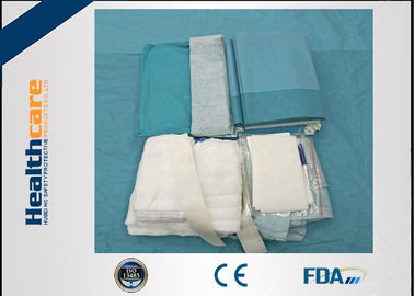 China EO Sterile Medical Procedure Packs TUR Drape Pack With ISO13485 Certificate supplier