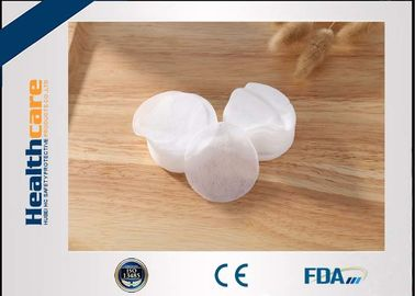 On Sale Disposable Products Non Woven Cosmetic Pads 65G 3 Inch White Round Style