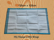 China Waterproof Disposable Incontinence Bed Pads Absorbent Underpads Anti - Allergic factory