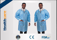 Comfortable Disposable Dental Lab Jackets Non Toxic For Hospital Eco Friendly