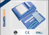 China Blue Caesarean Section Set Custom Procedure Packs With EO And ISO / CE factory
