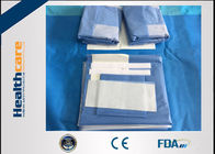 SMMS Custom Surgical Packs Medical Angiography Pack With EO Gas Sterile
