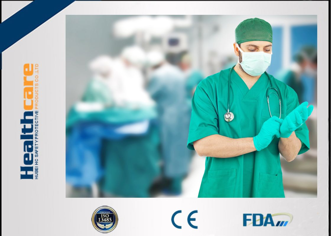 1a6c873642f Single Use Medical Disposable Scrub Suits Protective Gowns Soft And  Breathable
