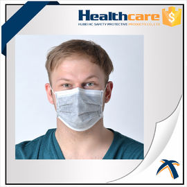 China 5 Ply Activated Carbon PM 2.5 Face Mask Pollution Filter Mask With EarLoop factory