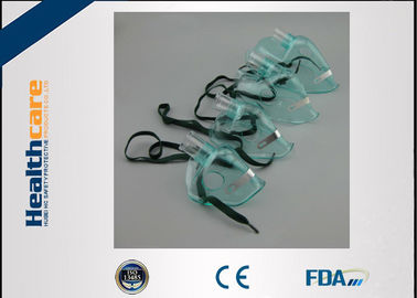 China Disposable Medical Consumables Nebulizer Mask With Oxygen Tube For Adult And Children factory