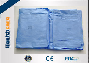 China No Fluid Pass Fabric Spinal Drape CE Approved Single - Use Eco Friendly factory