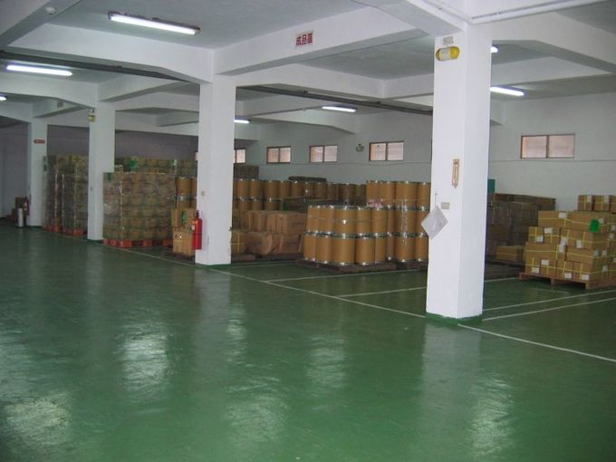 Hubei Healthcare Protective Products Co., Ltd. factory production line 1